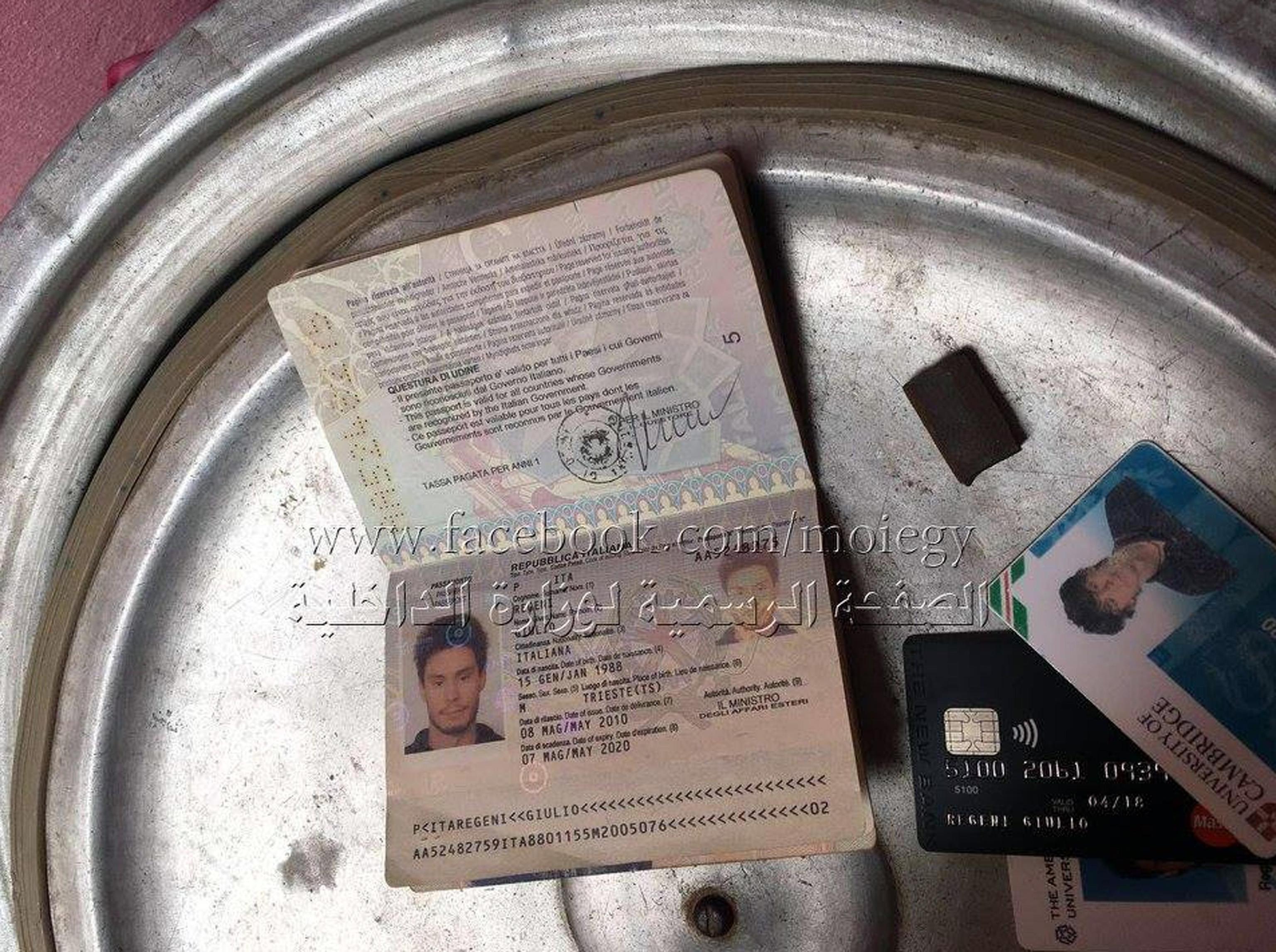 Regeni: ministero, passaporto in casa di sorella di bandito