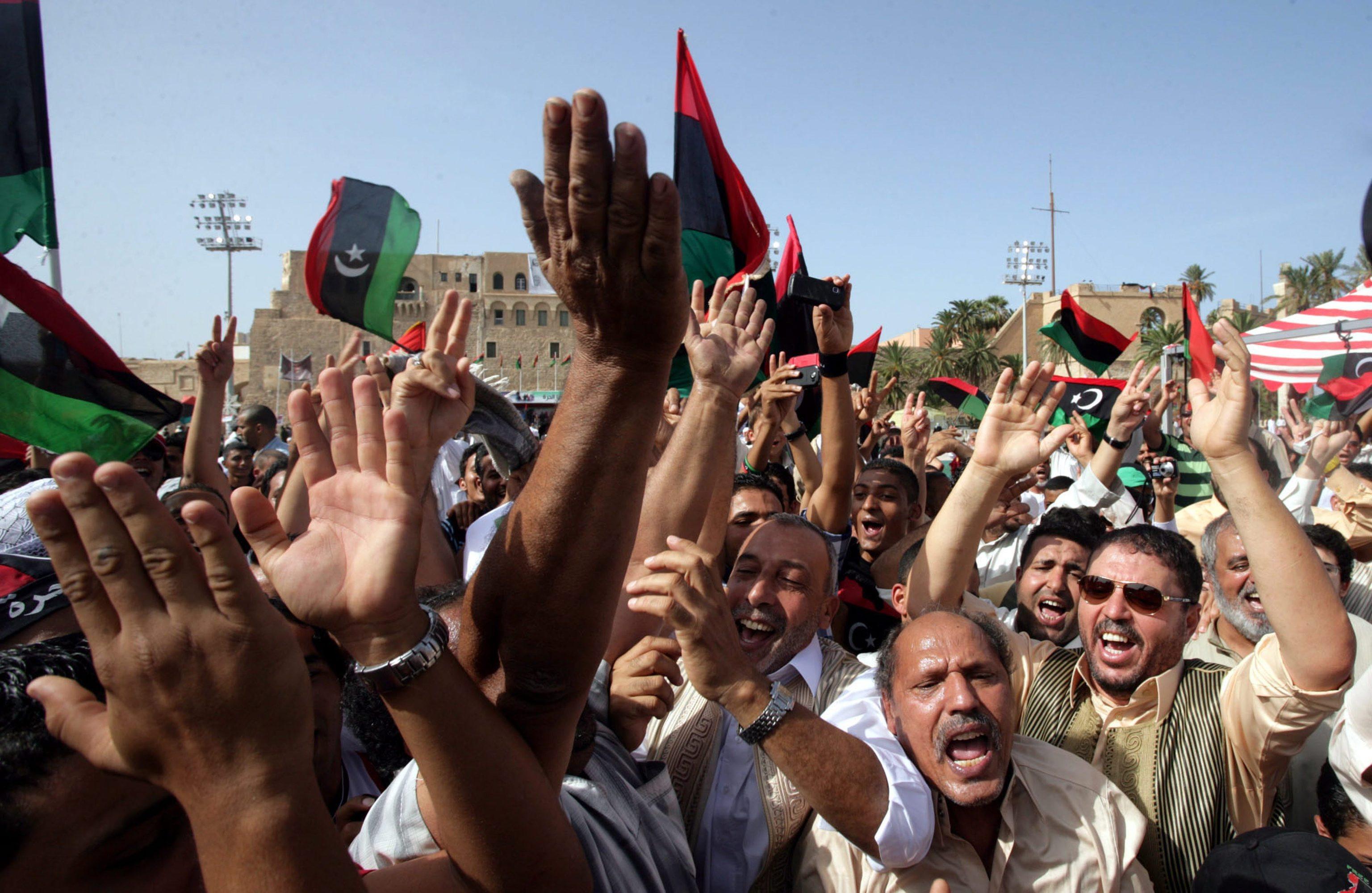 LIBIA: CNT, DOMANI A BENGASI ANNUNCIO LIBERAZIONE