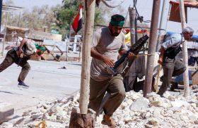 IRAQ - NAJAF - FIGHTING