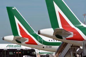 Alitalia: in corso sciopero piloti e assistenti volo
