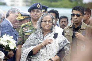 Tribute to Dhaka terrorist attack victims
