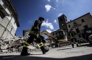 Rieti earthquake, Civil Defence : provisional toll 241 dead