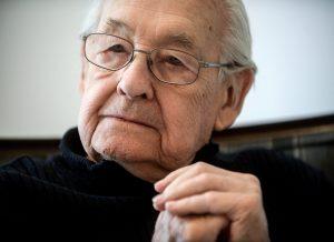 Polish film director Andrzej Wajda turns 90