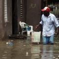 Hurricane Matthew hits Dominican Republic