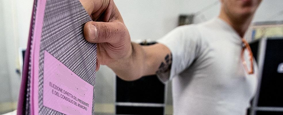 Piazza in Blu- Il post voto e  40 anni dal rapimento di Aldo Moro
