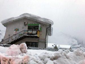 Terremoto: sindaco Acquasanta, anziani isolati neve, senza luce