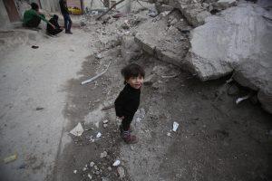 Life in Tishreen neighborhood of Damascus