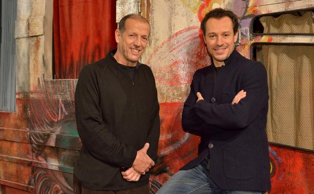 Stefano Accorsi e Marco Baliani