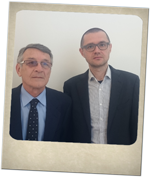 Andrea Masante e Beppe Ruga, Cooperativa Sociale Emmaus
