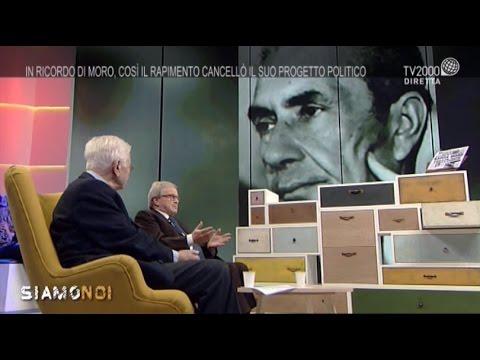 """Siamo Noi - Aldo Moro: ricordi e testimonianze di un uomo """"storico"""""""