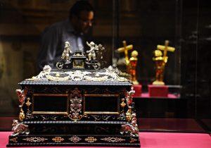 """Mostre: """"Sacri splendori. Il tesoro della 'Cappella delle reliquie' in Palazzo Pitti"""""""