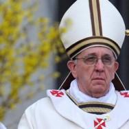 Papa Francesco Pasqua 2015
