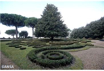 """A """"Bel tempo si spera""""  le ville pontificie di Castel Gandolfo. Giovedì 30 luglio, alle 8"""