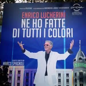 """La copertina del libro di Enrico Liucherini """"Ne ho fatte di tutti i colori"""""""