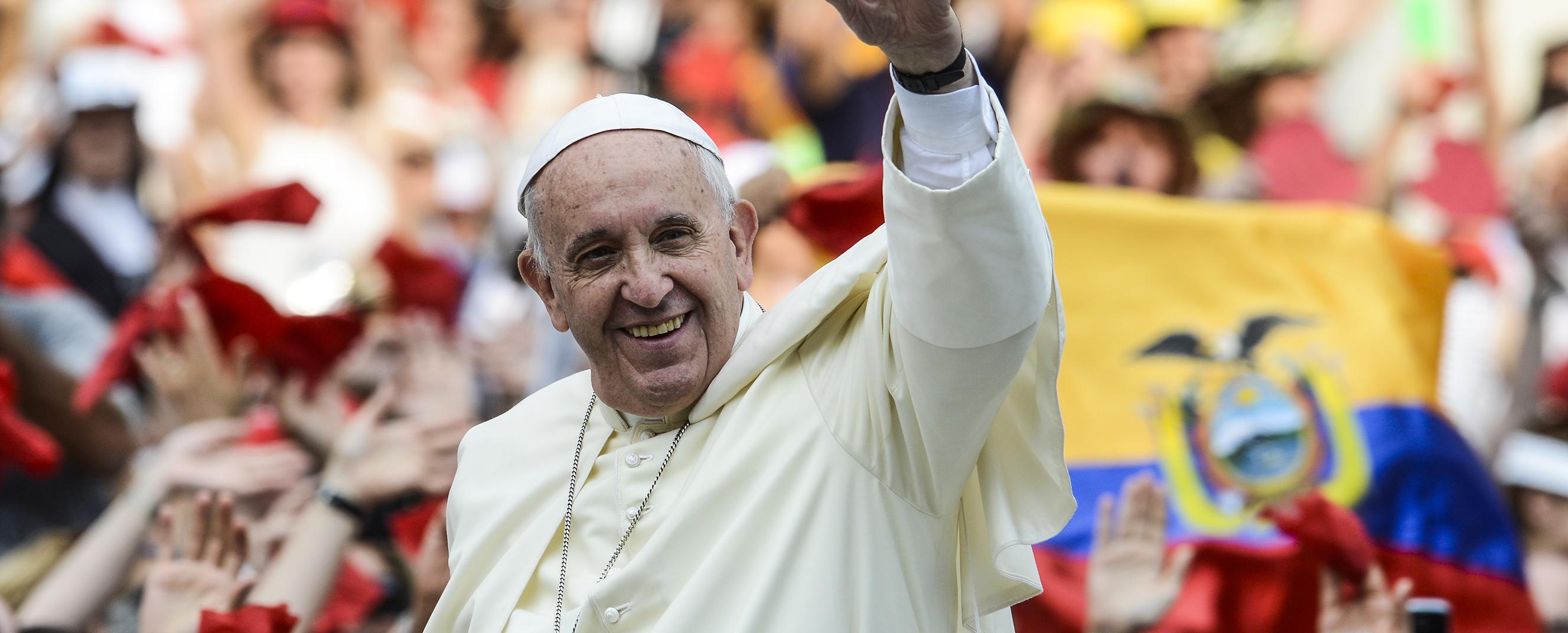 Risultati immagini per papa sud america