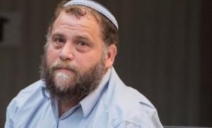 Il rabbino estremista Benzi Gopstein