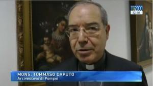 Mons. Tommaso Caputo, arcivescovo Pompei