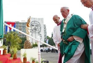Papa Francesco a Cuba