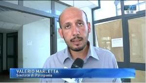 Sindaco Palagonia Valerio Marletta