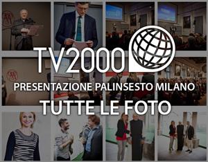 Tv2000 e inBluradio: palinsesto 2015/2016 a Milano. Foto