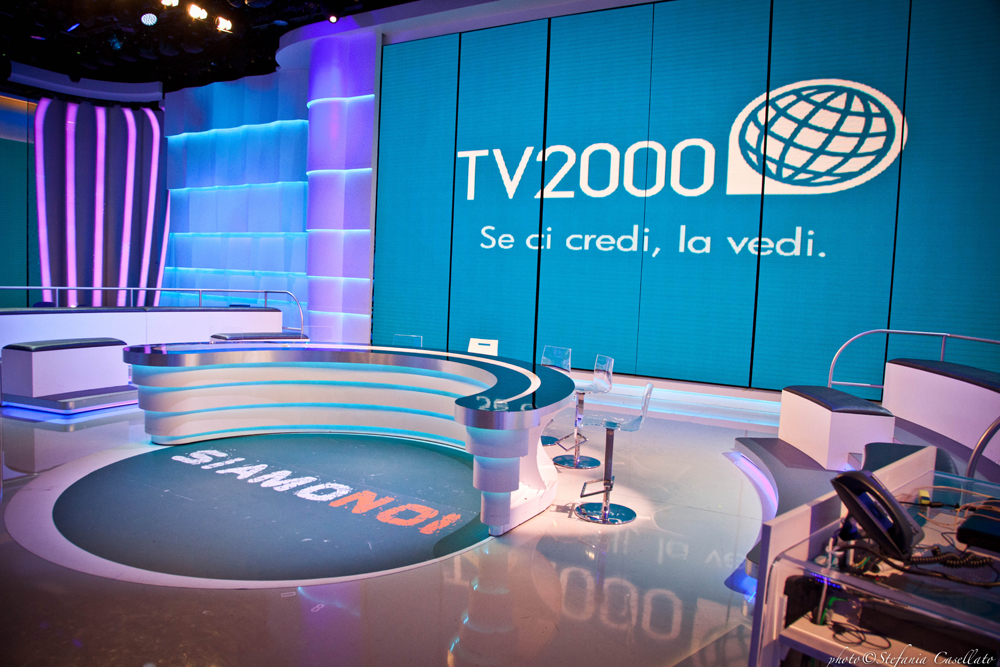 Tv2000 e InBlu radio compiono 20 anni -Il 9 febbraio mons. Nunzio Galantino a Bel tempo si spera