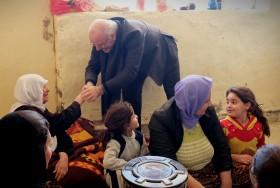 La prossimità solidale della Chiesa italiana ai profughi. Mons. Nunzio Galantino in Kurdistan fino a mercoledì