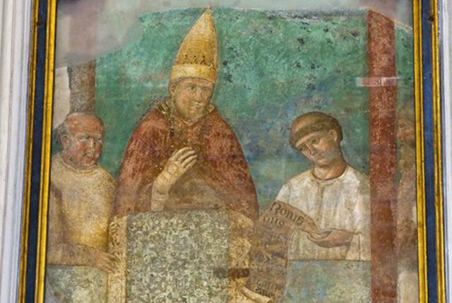 affresco Giotto