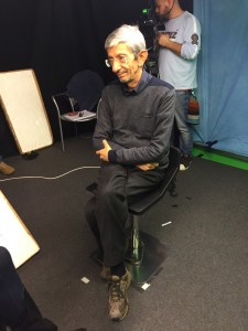 Luis Badilla direttore de Il sismografo
