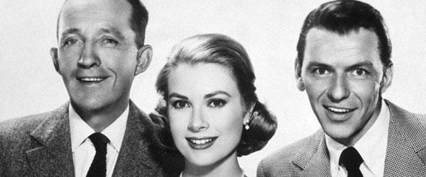 Crosby. Kelly, Sinatra