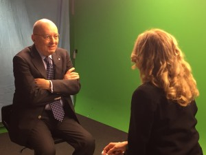 Giorgio Squinzi, Presidente di Confindustria e del Sassuolo Calcio