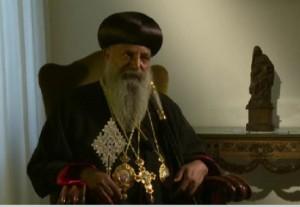Abuna Matthias I, patriarca della Chiesa ortodossa Tewahedo di Etiopia