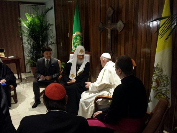 Papa Francesco in Messico/1-  Storico passaggio a Cuba. Fotoracconto di padre Antonio Spadaro, direttore di Civiltà Cattolica