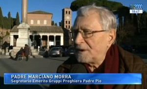 Padre Marciano Morra Padre Pio