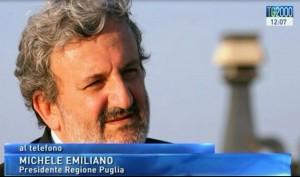 Michele Emiliano Pd governatore Puglia
