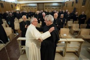 Papa: rientrato in Vaticano da ritiro spirituale ad Ariccia