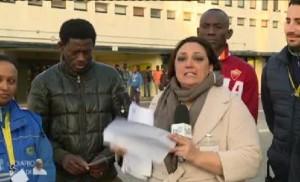 migranti Cara Castelnuovo