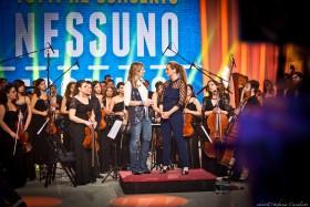 """""""Tutti al concerto, nessuno escluso""""- Backstage"""