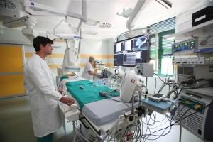 Sanità: Molinette, apre sala cardiologica a 'raggi zero'