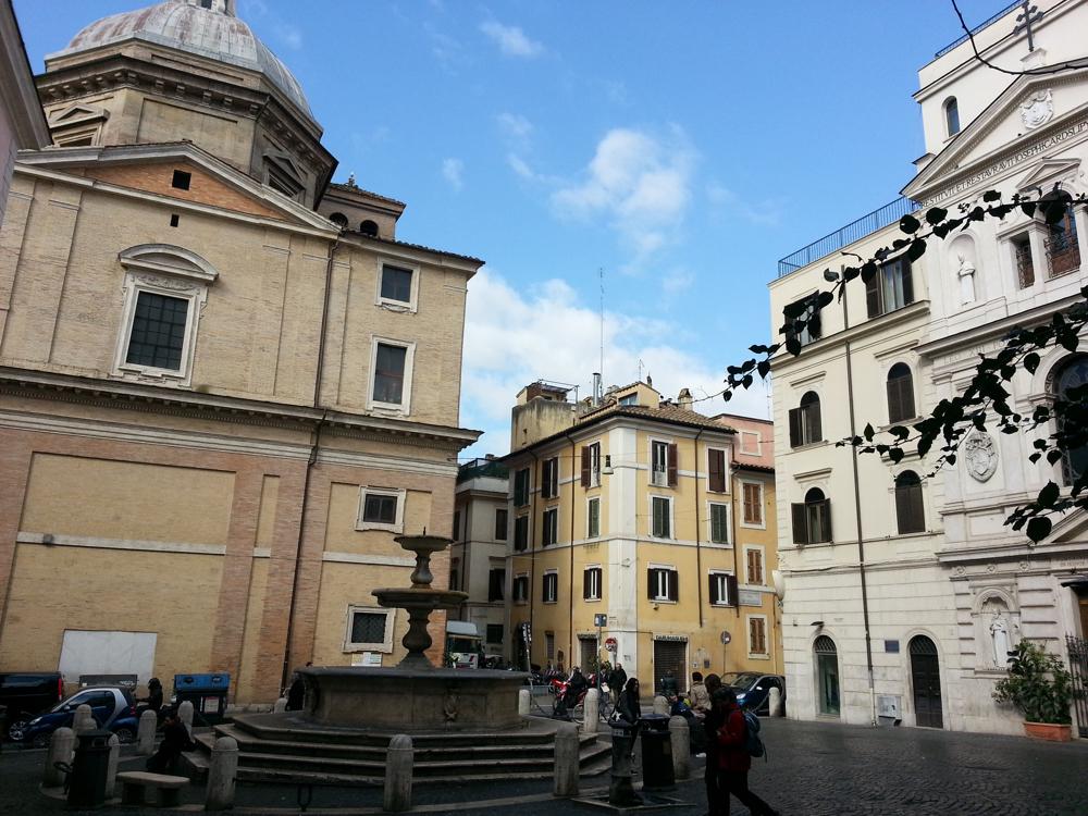 """La Madonna dei Monti e San Benedetto Labre, il """"vagabondo di Dio"""""""