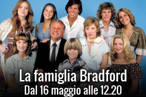 La famiglia Bradford dal 16 maggio su Tv2000