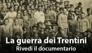 La Guerra dei Trentini di e con Piero Badaloni.