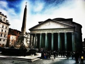 Pantheon - Mauro Monti