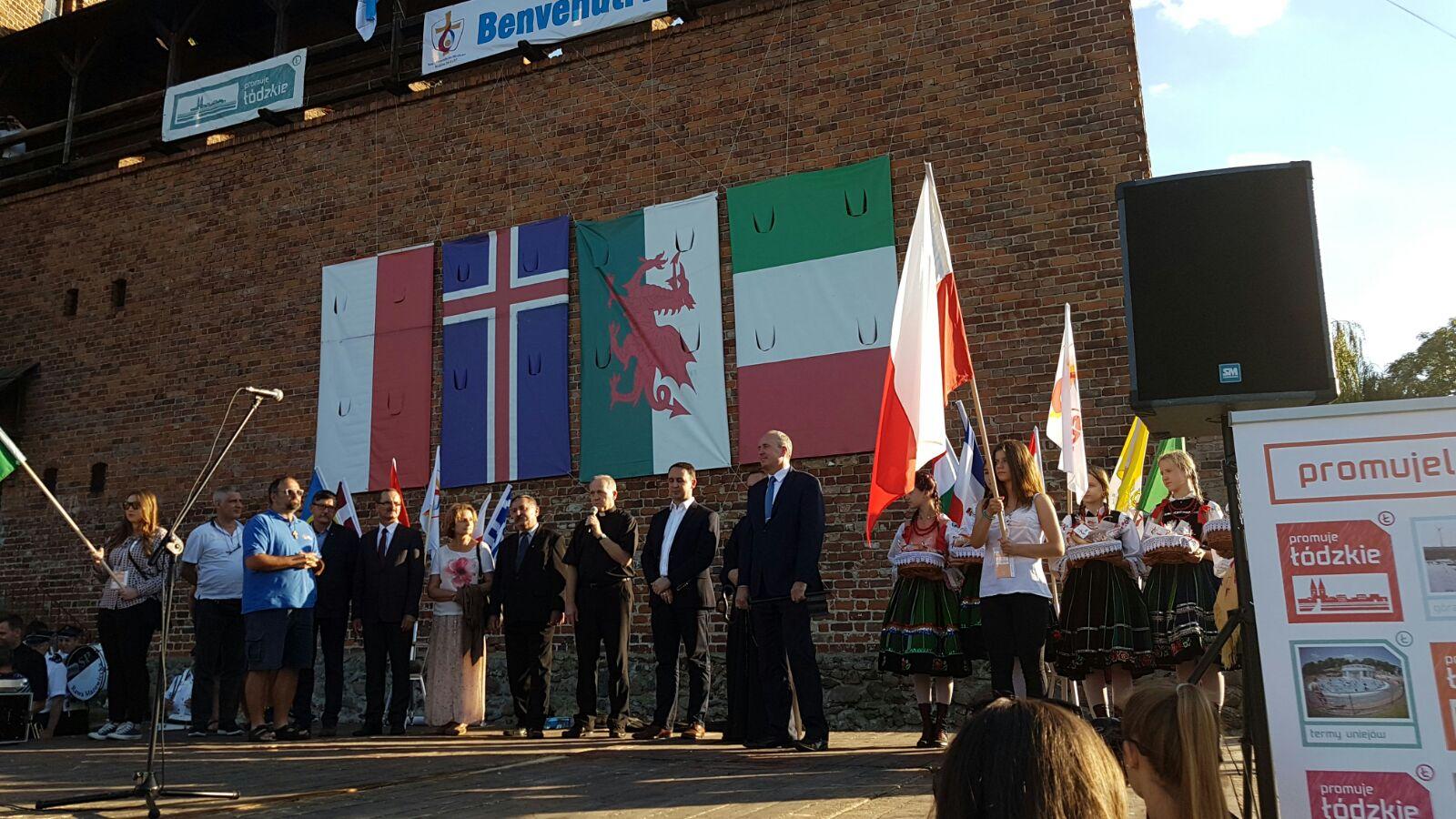 Il cuore della Polonia accoglie i ragazzi di #OhMyGod