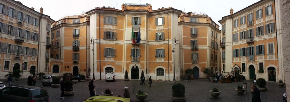 Piazza di S. Ignazio - Mauro Monti