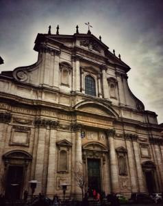 Chiesa di S. Ignazio - Mauro Monti