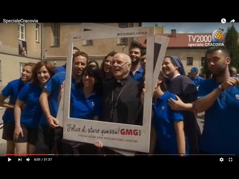 """L'inaugurazione di """"Casa Italia"""" e le testimonianze di tanti giovani"""