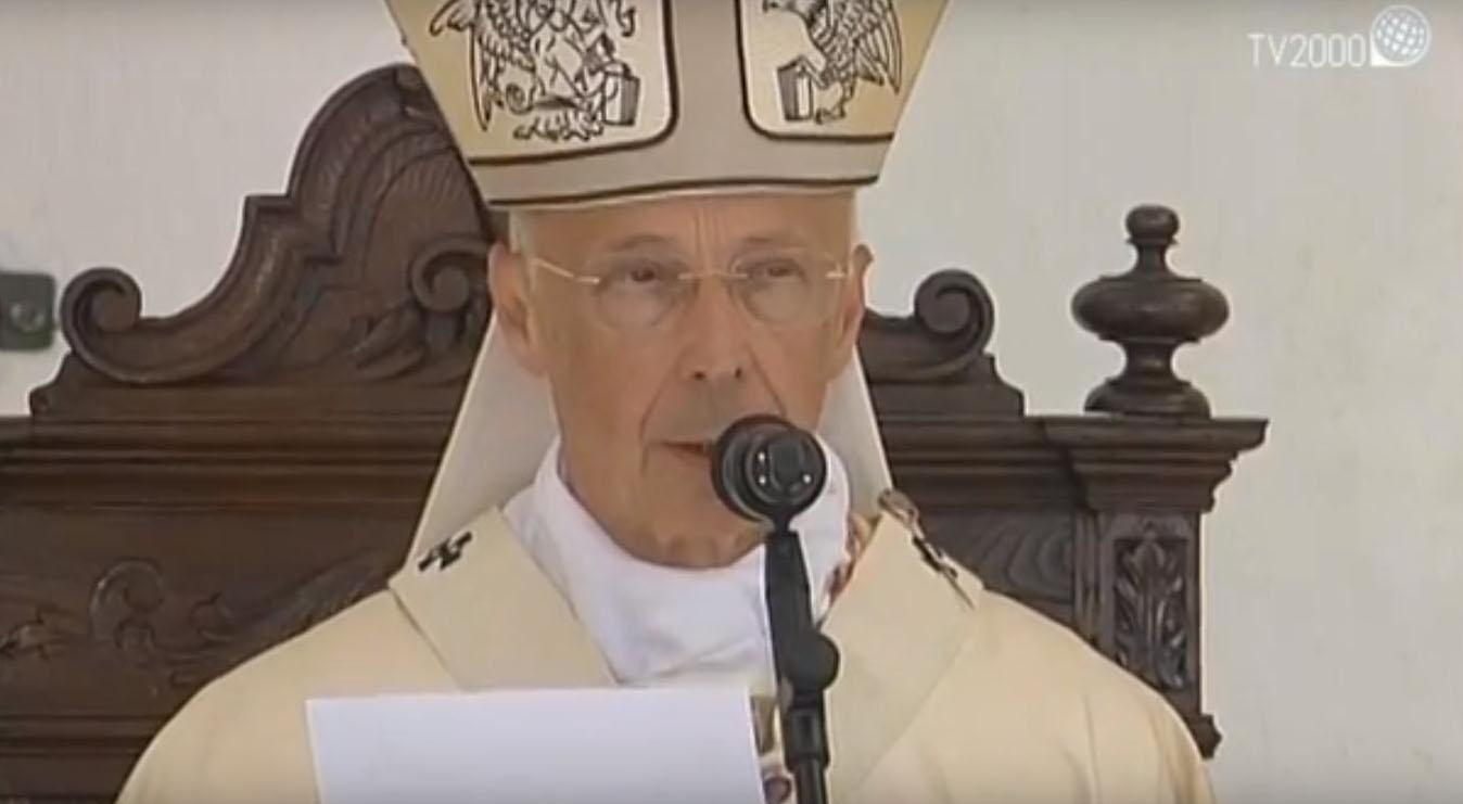 Genova, si conclude il Congresso Eucaristico Nazionale. L'omelia del card.Angelo Bagnasco (VIDEO)