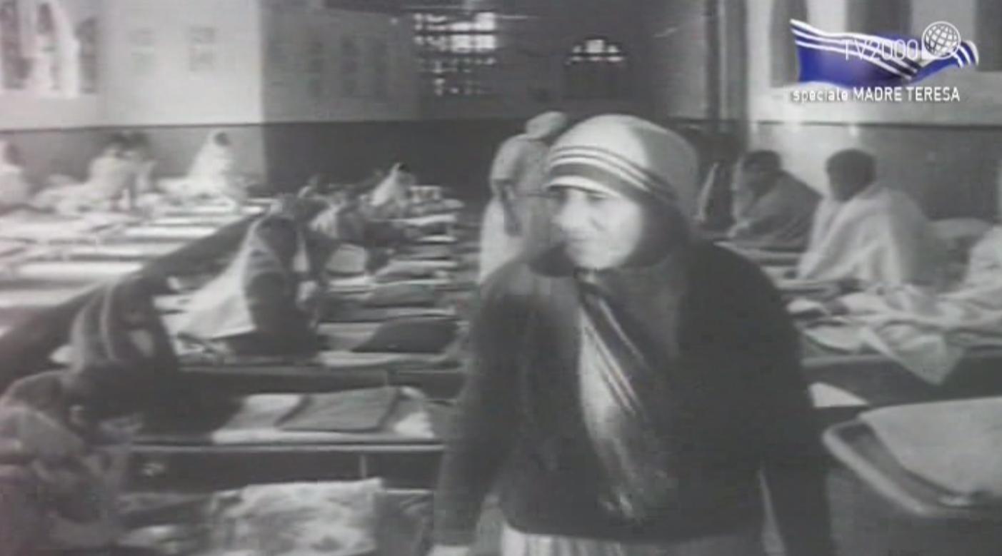 "Madre Teresa - ""Tu l'hai fatto a me"" - A cura di Pina Cataldo"