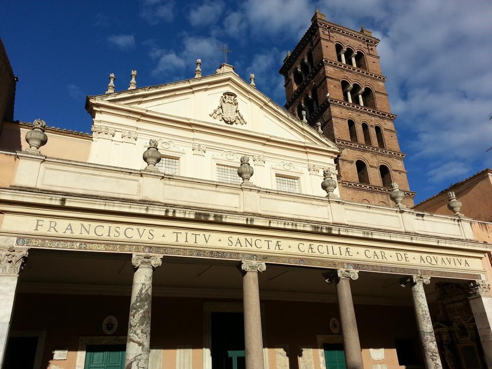 Santa Cecilia e la storia di una ricognizione che ha segnato un'epoca