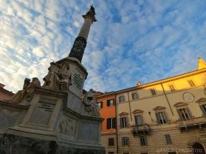 Colonna dell'Immacolata - Mauro Monti